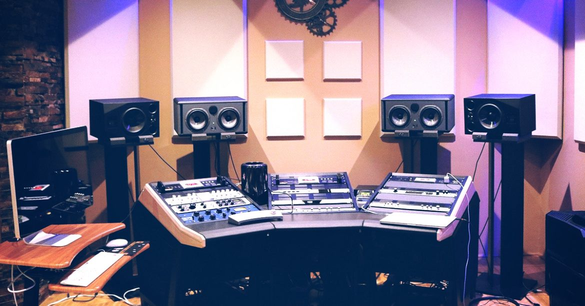A Recording Studio to Showcase Your Creativity in the Heart of Melbourne