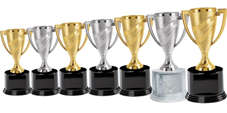 custom racing trophies